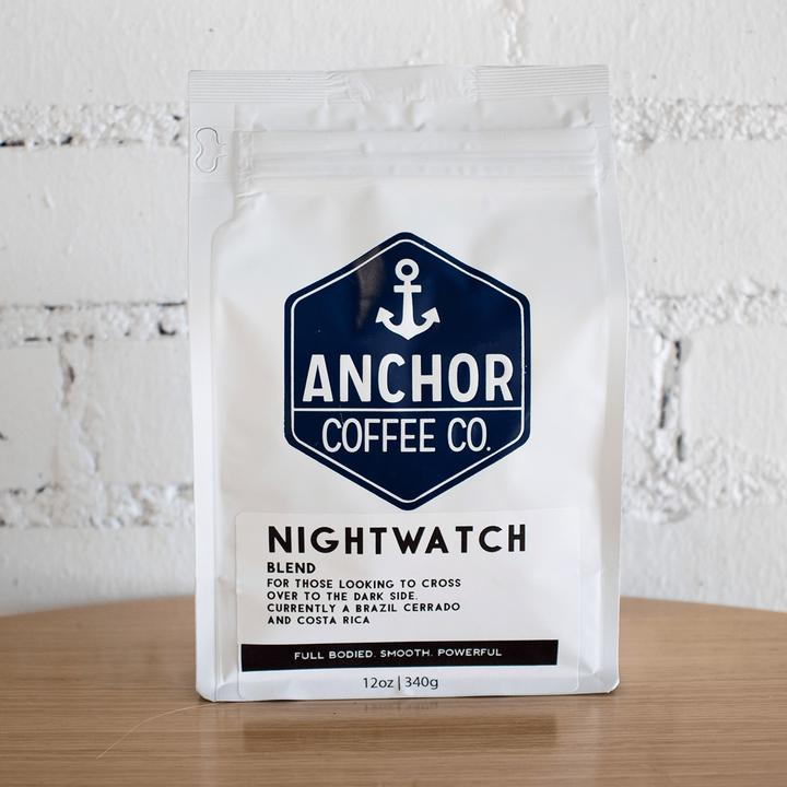 Anchor Coffee Co Nightwatch - Dark Roast