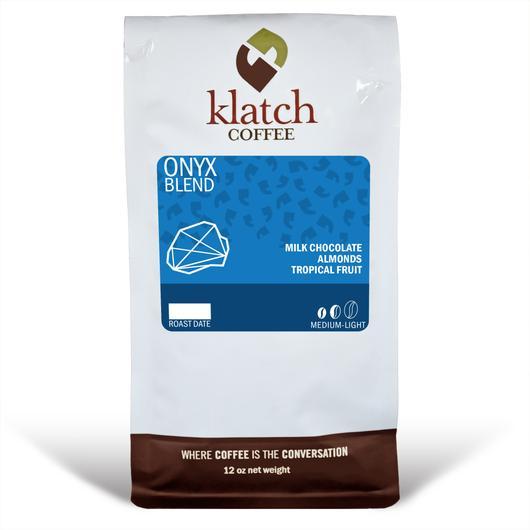 Klatch Coffee Onyx Blend