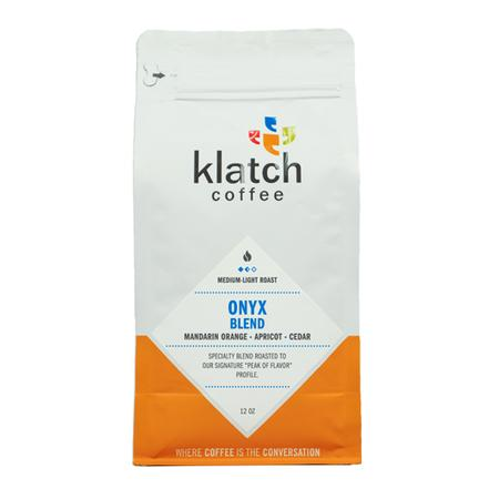 Klatch Coffee Onyx Blend