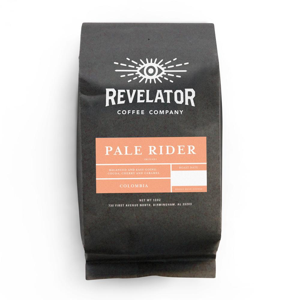 Revelator Coffee Company Pale Rider Decaf