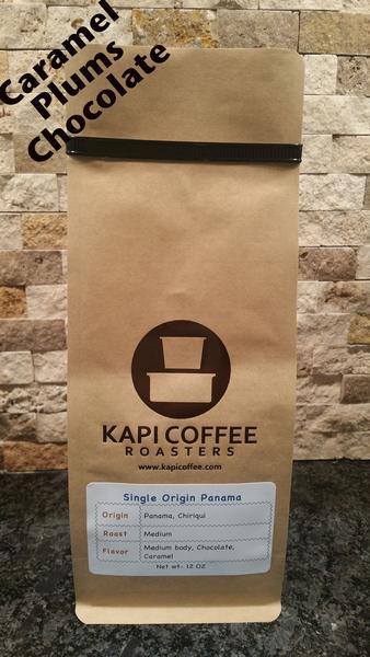 Kapi Coffee Panama Chiriqui
