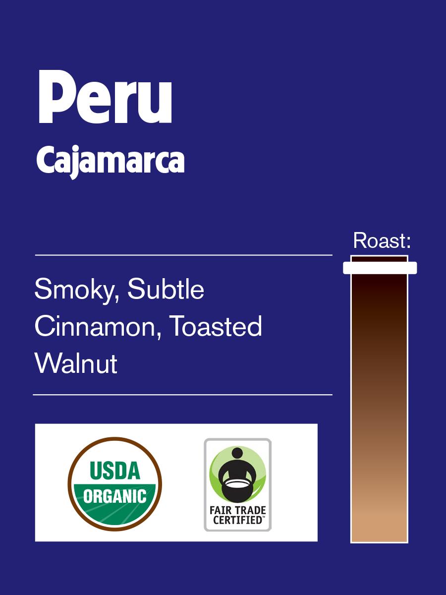Philly Fair Trade Peru Cajamarca