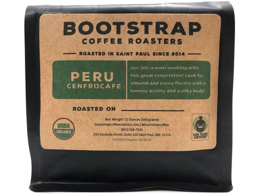 Bootstrap Coffee Roasters Peru Centrocafe