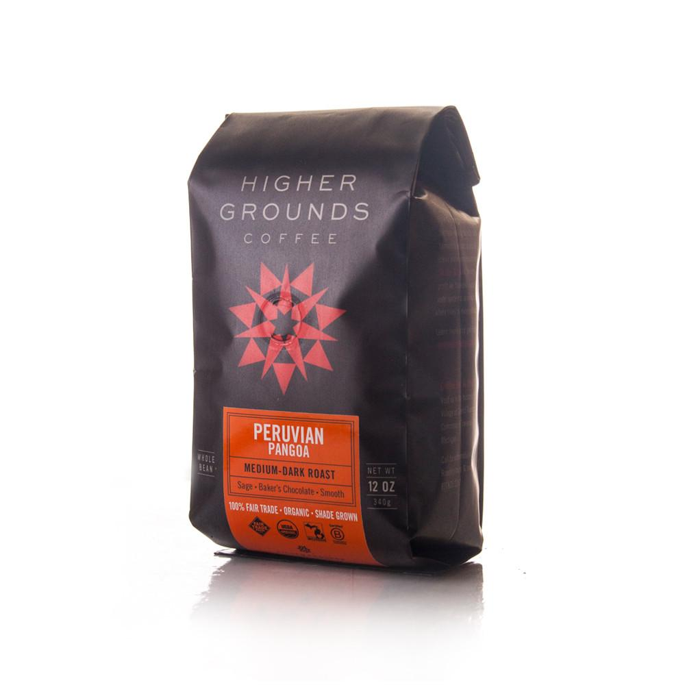 Higher Grounds Trading Company Peru Pangoa