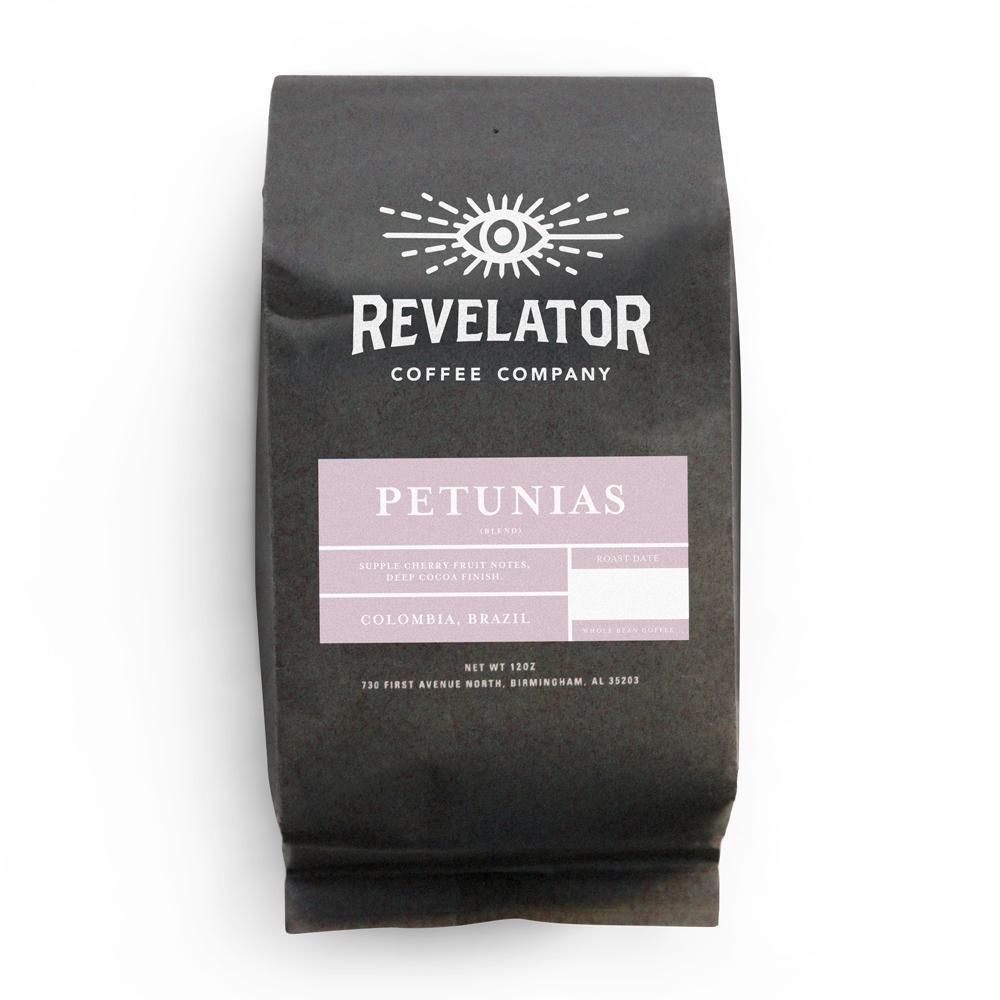 Revelator Coffee Company Petunias Blend