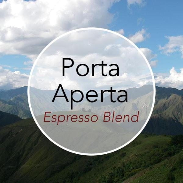 Copper Door Coffee Roasters Porta Aperta Espresso