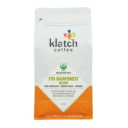 Klatch Coffee ORG Rainforest Blend