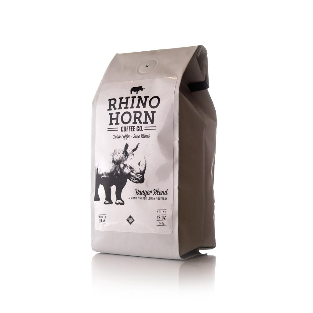 Higher Grounds Trading Company Rhino Horn Ranger Blend