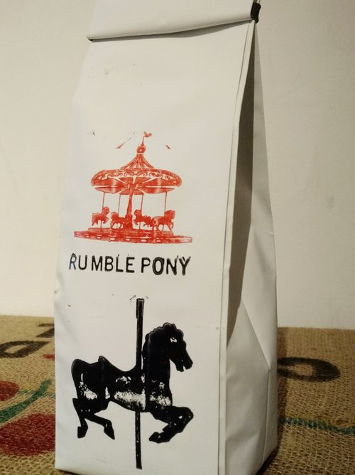Copper Horse Coffee Rumble Pony Blend