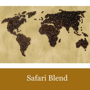 Voyage Coffee Roasters Safari Blend