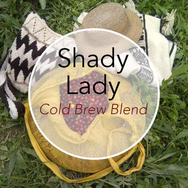 Copper Door Coffee Roasters Shady Lady Blend
