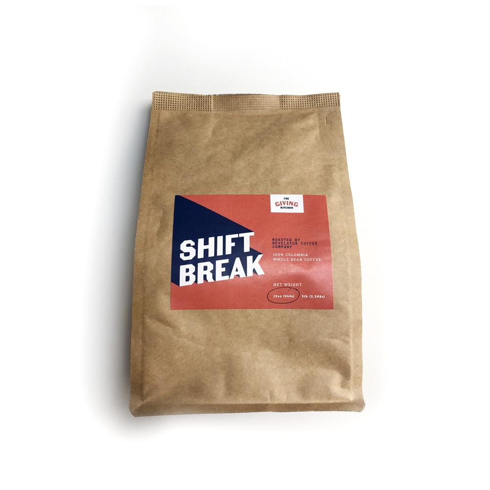 Revelator Coffee Company Shift Break Blend