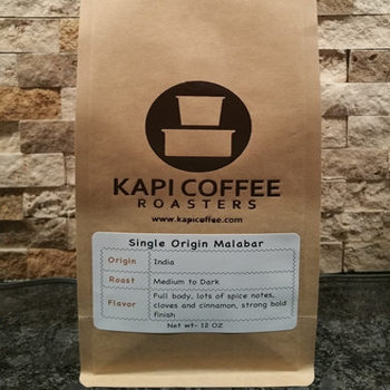 Kapi Coffee Single Origin Indian Monsooned Malabar