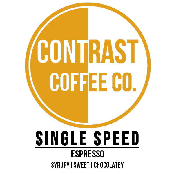 Contrast Coffee Single Speed Espresso