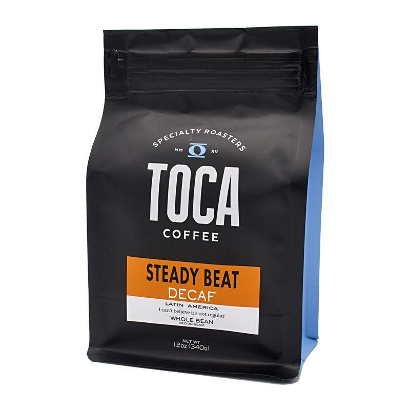 TOCA Coffee Steady Beat Decaf