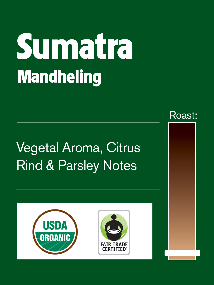 Philly Fair Trade Sumatra Mandheling