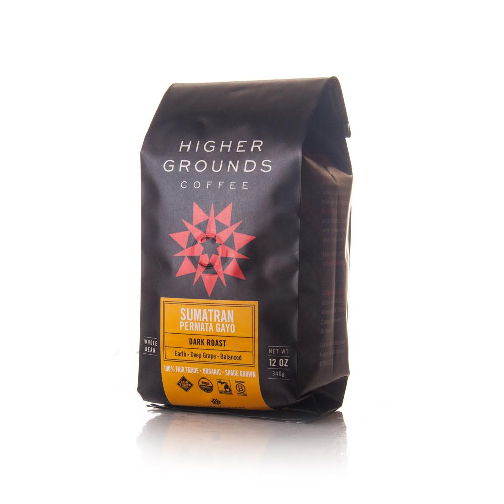 Higher Grounds Trading Company Sumatra Permata Gayo