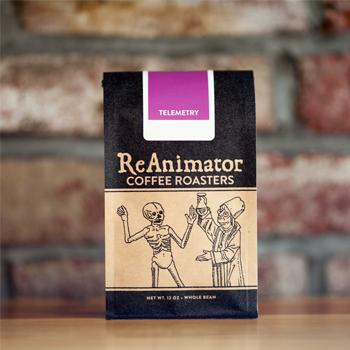 ReAnimator Coffee Telemetry Blend