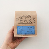 Peaks Coffee Co The Filter Blend