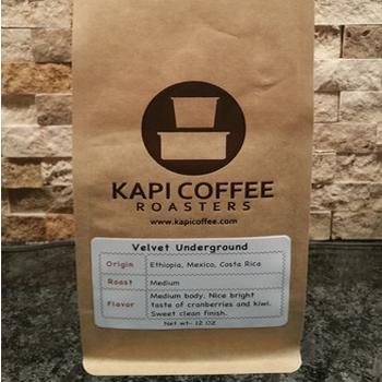 Kapi Coffee Velvet Underground