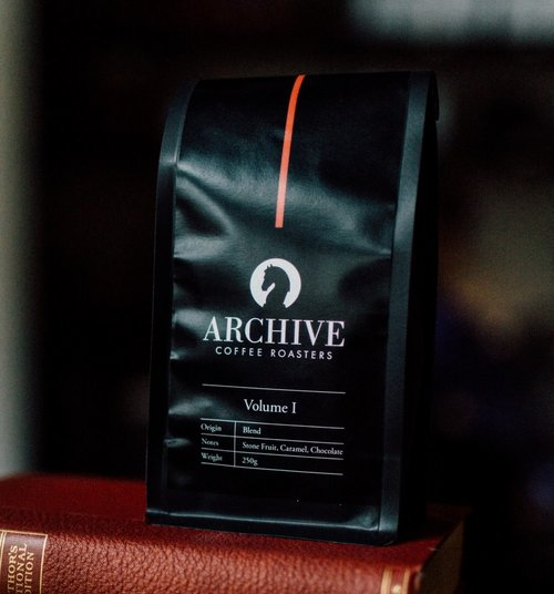 Archive Coffee Volume 1 Blend