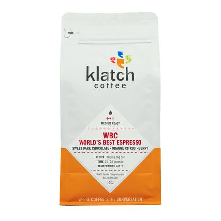 Klatch Coffee WBC World's Best Espresso
