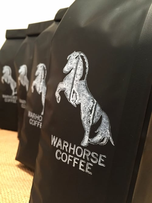 Copper Horse Coffee Warhorse Blend