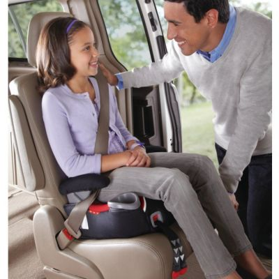 Booster car seat rental
