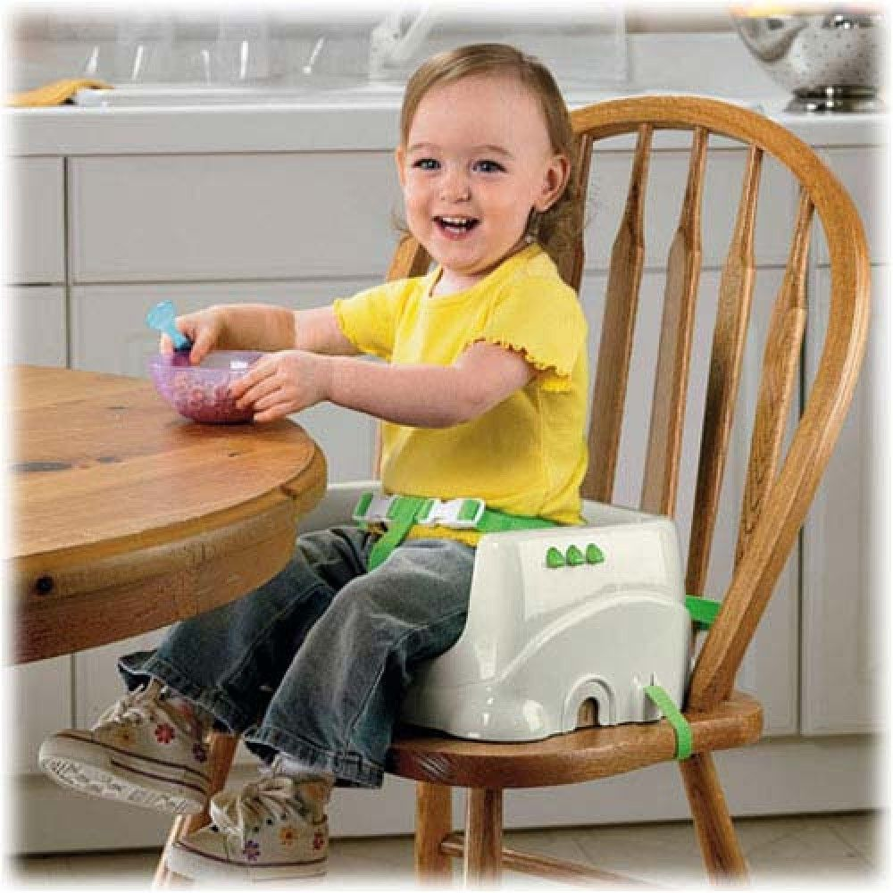Booster feeding seat