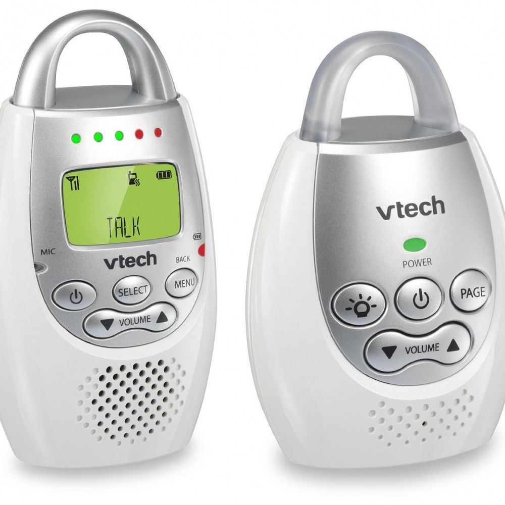 Baby monitor with two-way talk