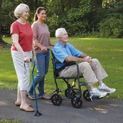 Lightweight wheelchair (Transport Chair)