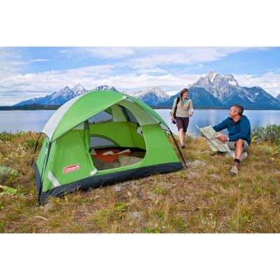 4-person camping tent rental
