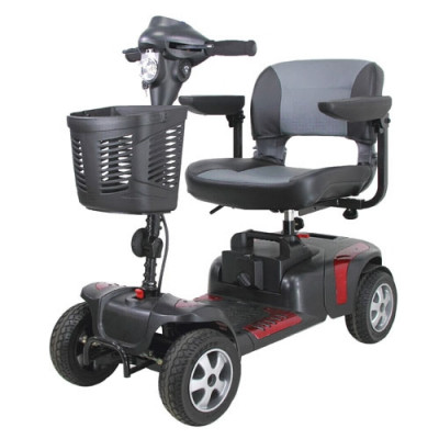 Heavy duty mobility scooter (350 lbs or 158 kg capacity)
