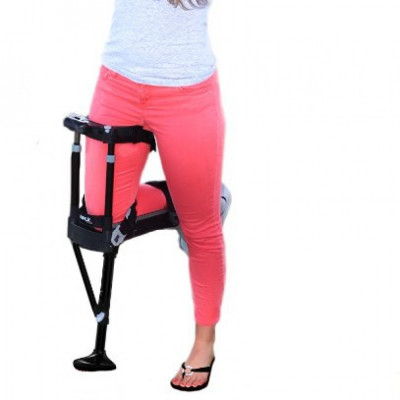 iWalk hands free crutch