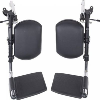 Elevating Leg Rests for Wheelchair rental