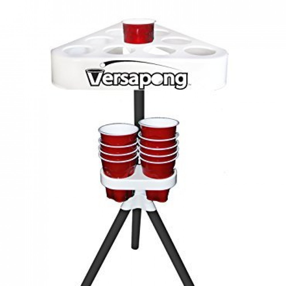 Beer pong set