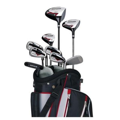 12-Piece Golf Club Set