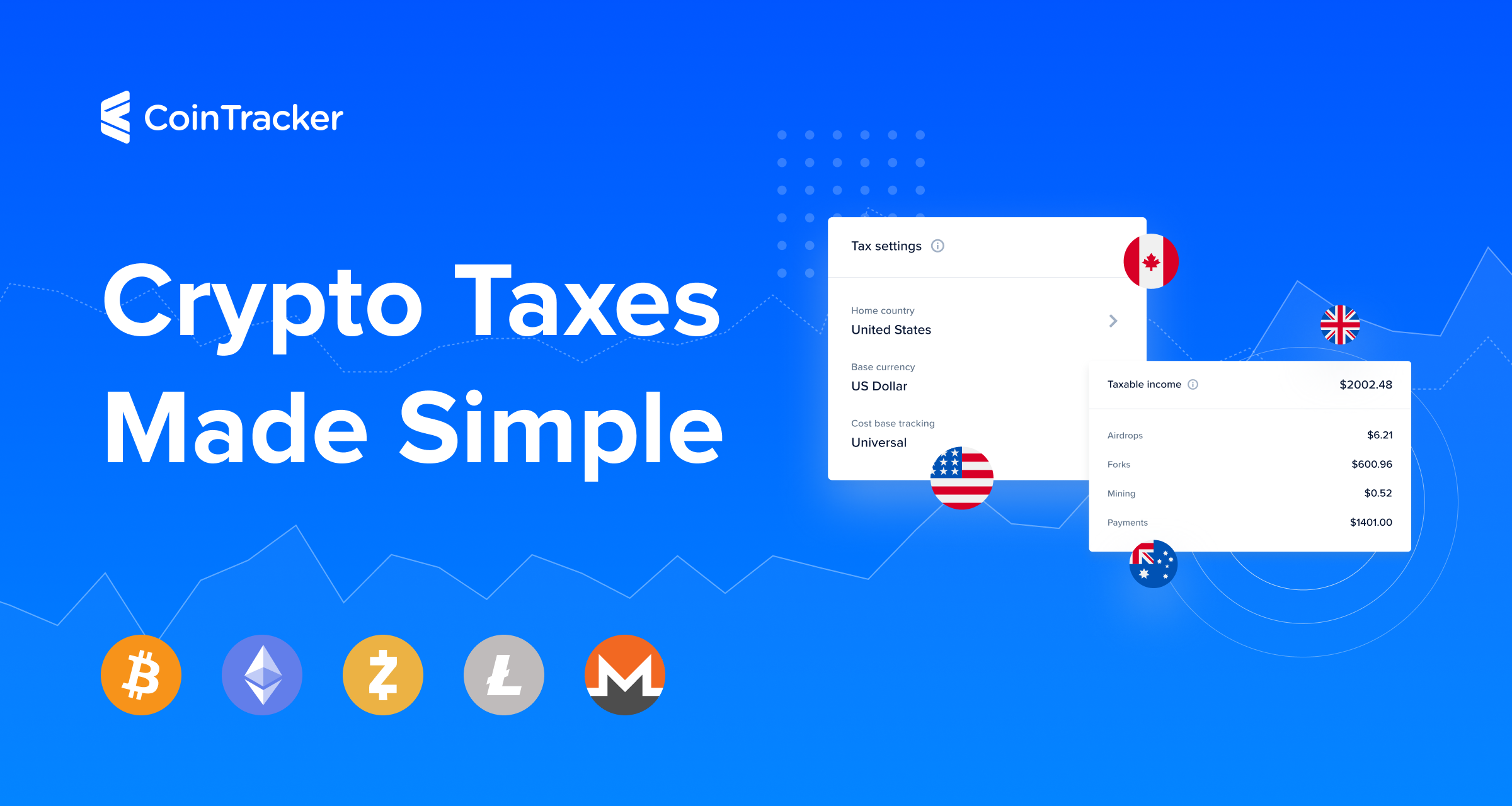 CoinTracker | Calculate Cryptocurrency Taxes