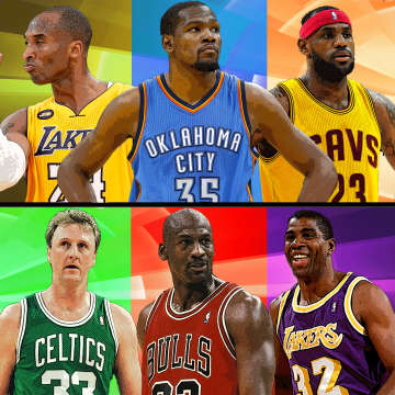 Who was the greatest NBA player of all time?