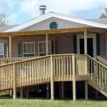 Manufactured Home Wheelchair Ramp