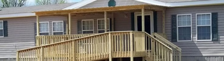 Manufactured Home Handicapped Access is an Important