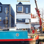 British housing crisis addressed with prefabricated homes