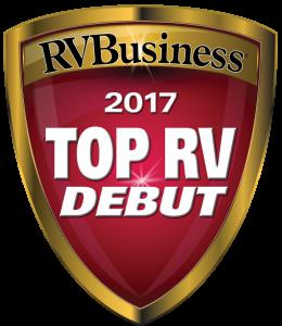 RV Business Magazine Top Debut 2017 Skyline Homes