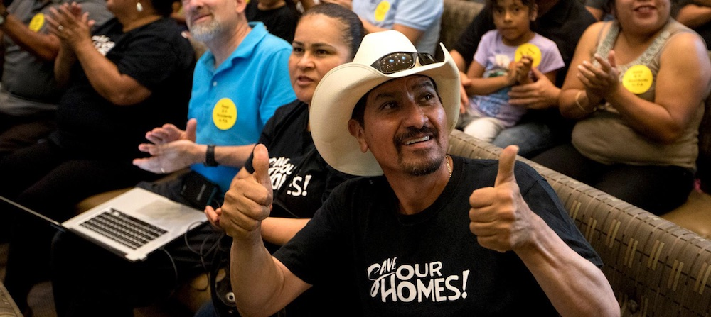 Buena Vista Mobile Home Park Saved: Photo courtesy of Mercury News