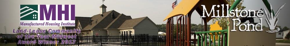 Michigan's Milestone Pond Manufactured Housing Community