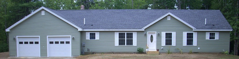 Manufactured housing garage cost