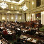 manufactured housing California state senate