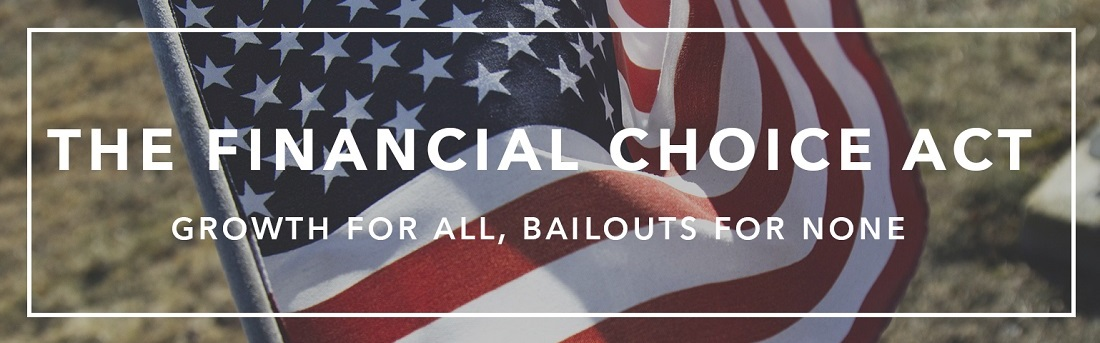 manufactured housing financial choice act