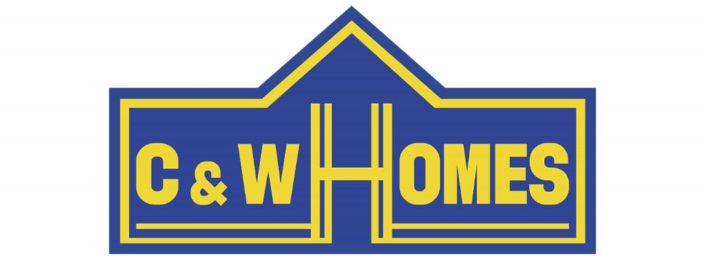C&W Homes Logo