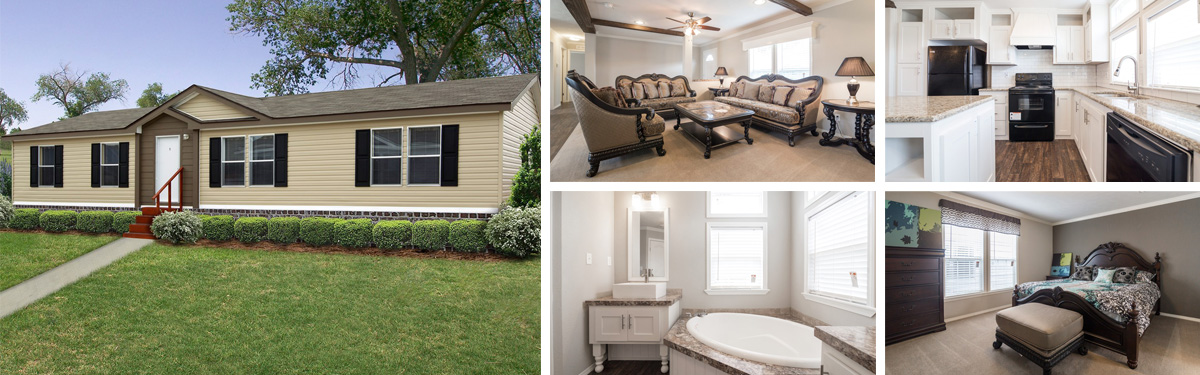 top 10 manufactured homes FOSSIL CREEK THE BRADLEY XL